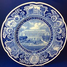 "Wedgwood Columbia University - South Hall Morningside - 10.75"" Plate"