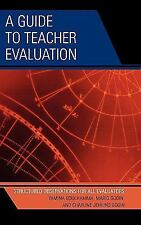 A Guide To Teacher Evaluation: Structured Observations For All Educators: By ...