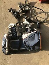 Sherwood Scuba Gear Vest Regulator MED