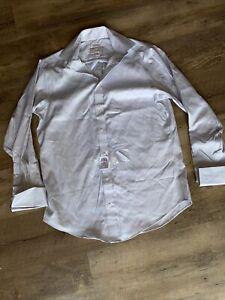 Men's Joseph Abboud NWT Button Up Work Shirt, 15.5, 32/33