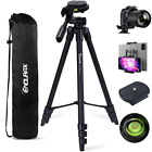 Endurax 60'' Camera Tripod Stand Compatible with Canon Nikon DSLR with Universal picture