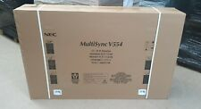 """NEC Multisync V554 55"""" Large Format LCD Display - BRAND NEW IN BOX"""