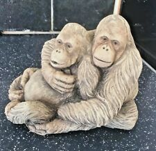 Latex Mould for making beautiful Orangutans ornament