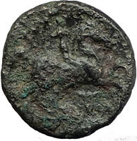 Philip II 359BC Olympic Games HORSE Race WIN Macedonia Ancient Greek Coin i62113