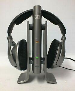 Sennheiser HDR 180 / RS 180 Wireless Over Ear Audiophile Headphones & Dock (Mar)