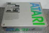THE EDUCATOR FOR ATARI 400/800 COMPUTER SYSTEM Brand New NOS VERY RARE VINTAGE