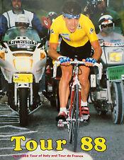 BOOK: Tour 88 The 1988 Tour of Italy & Tour de France MINT