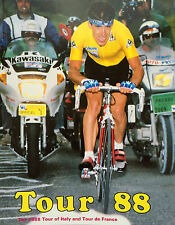 Tour 88 The 1988 Tour of Italy and Tour de France