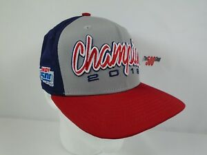 Champion Cap 2018 Indianapolis 500 102nd Running Snapback Hat Will Power New