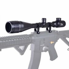 CVLIFE 8-32x50 AOE Zoom R&G Illuminated Optical Sniper Hunting Rifle Scope
