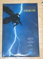 BATMAN THE DARK KNIGHT RETURNS 1986 1st Print Hardback US Print- Frank Miller
