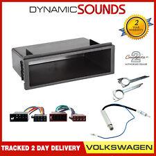 VW Golf MK4 MKIV Stereo Fitting Kit Wiring/Adaptor Panel/Plate Fascia/Facia