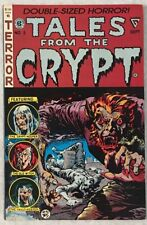 Tales From The Crypt No 2 EC Horror Comics 1990 Double Sized Reprint Ghastly
