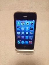 "New listing I-Phone 3gs 16Gb, Gsm, Black (Att) Locked ""Grade B"""