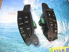 EXPLORER MOUNTAINEER STEERING WHEEL CRUISE CONTROL AUDIO SWITCHES FACTORY CLEAN