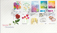 2014 Special Occasions (Gummed Stamps) FDC - Sydney NSW 2000 PMK