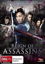 Reign of Assassins - John Woo NEW R4 DVD