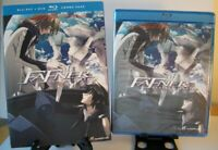 Fafner: Heaven & and Earth Blu-ray/DVD Combo w/Slipcover (2012 Funimation) Anime