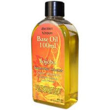 Jojoba Base Oil Aromatherapy Massage Carrier Oil - 100ml Bottle