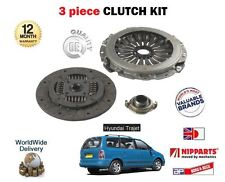 FOR HYUNDAI TRAJET 2.0 GSI 2000-2/2005 NEW 3 PIECE CLUTCH KIT COMPLETE