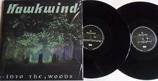 Lp Hawkwind into the Woods (2lp) Cherry Red Bredd700 - Still