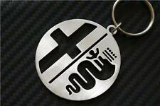 For ALFA ROMEO keyring keychain Schlüsselring porte-clés 156 166 159 GIULIETTA