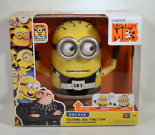 "7"" Deluxe Talking Jail Tom Minion Thinkway Toys Action Figure Despicable Me 3"