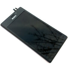 100% Genuine Sony Xperia M2 front+digitizer touch screen+LCD display+side button