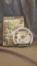 MOTOCROSS MANIA 3 Playstation 2 PS2 Complete CIB w/ Box, Manual Stickers on Game