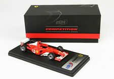 Ferrari F2002  French GP 2002  Michael Schumacher  BBR  1:43  NEU  OVP  BBRCS002