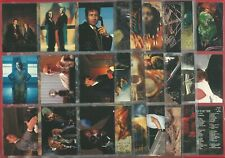 THE X - FILES SEASON 2  1996 TOPPS (USA) - 72 TRADING CARD SET in Sleeves (PF06)