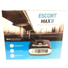 New Escort Passport Max 2 Radar Detector & laser - BLACK