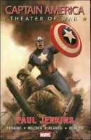 Captain America Theater of War TPB Marvel Comics Trade Paperback NM