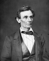 New 8x10 Photo: Presidential Candidate Abraham Lincoln in 1860