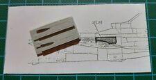 Tornado 1/48 Resin wing seals for Italeri Tornado IDS, ECR, GR1,F3