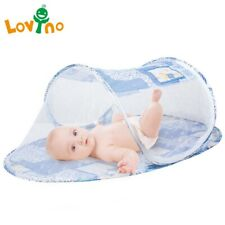 Foldable Baby Mosquito Net Newborn Bedroom Travel Safe Full Cover Bed Netting