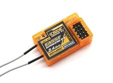 New OrangeRx GR400F Futaba FASST 4Ch 2.4Ghz Ground Receiver Orange Rx US