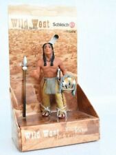 Schleich Wild West Sioux scout Figure 70308 Rare, Collectable - New