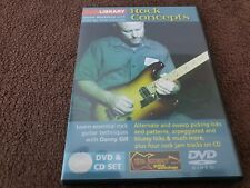 Lick Library: Rock Concepts DVD