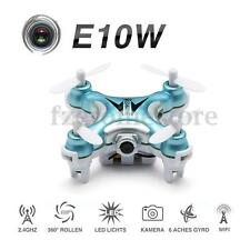 EACHINE E10W Mini Wifi FPV Quadcopter Drone with HD Camera 2.4G 4CH 6 Axis LED