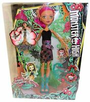Monster High Treesa Thronwillow Fashion Doll Garden Monster Girlfriend FCV59 New