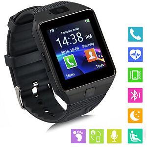 Bluetooth Smart Watch Touch Screen Watch For Samsung S9 S8 A20 A40 Motorola LG
