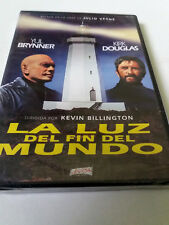 """DVD """"LA LUZ DEL FIN DEL MUNDO"""" PRECINTADO SEALED JULIO VERNE YUL BRYNNER KIRK DO"""