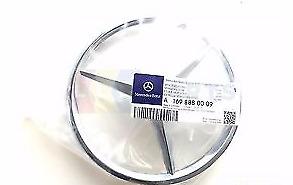 NEW Genuine Mercedes Benz MB W169 Front grille étoile Emblème Logo A1698880009