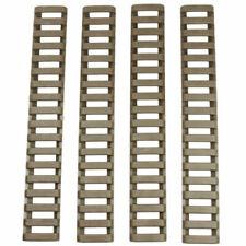 8x Heat Resistant Rifle Ladder Rail Cover Weaver Picatinny Handguard - OD Green