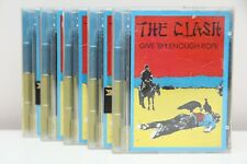 THE CLASH GIVE 'EM ENOUGH ROPE MiniDisc MD MiniDisk Album Punk Rock Sony