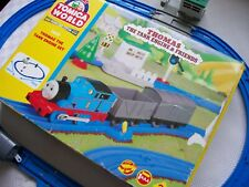 THOMAS THE TANK ENGINE SET  - TRAIN AND TRACK - IDEAL FOR CHILD 3 YEARS + AGE