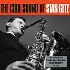Stan Getz The Steamer/Imported From Europe 2-CD NEW SEALED Remastered Jazz