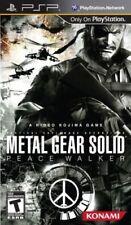 Videogiochi Metal Gear Solid Konami Anno di pubblicazione 2010