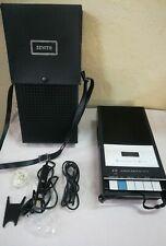 Zenith Cassette Player Recorder Mod. A608Y Japan